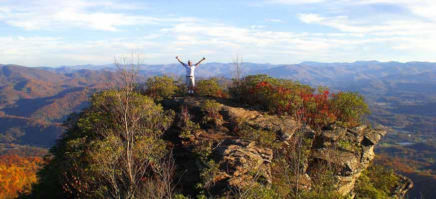 Western Nc Hiking Trails