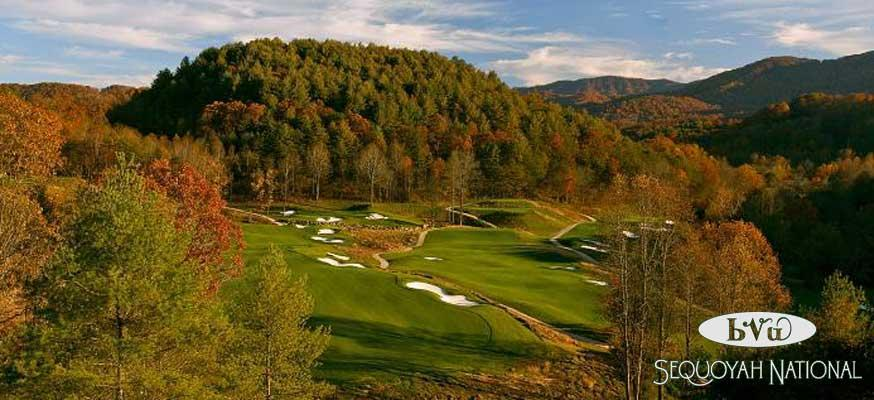 Sequoyah National Golf and Cabin Packages